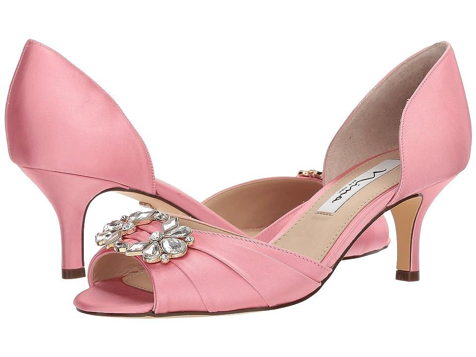 Nina Charisa (Smoothie Pink) High Heels
