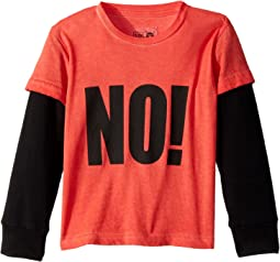Nununu - No! T-Shirt (Toddler/Little Kids)