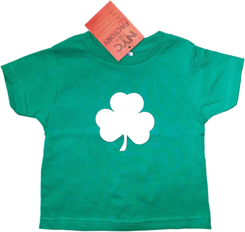 NYC Ranking TOP9 FACTORY USA Screen Printed Tee Toddler Philadelphia Mall Shamrock T-Shirt Baby