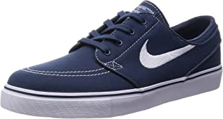 Nike Mens SB Zoom Stefan Janoski CNVS Canvas Zoom Air Skate Shoes