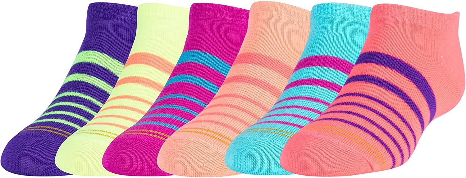 Gold Toe Ranking TOP5 girls Big Girls' Liner 6-pack Socks Selling and selling