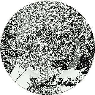Petit Jour Paris Moomin Plate - The Meeting