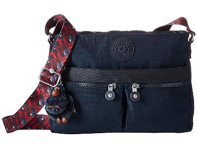 Kipling Angie (True Blue 1) Handbags