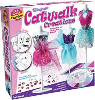 Small World Toys Fashion - Elegant Catwalk Creations