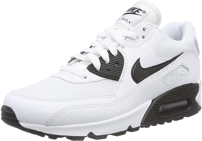 Amazon.com: Nike Air Max 90 Premium 443817 002 Womens Fashion ...
