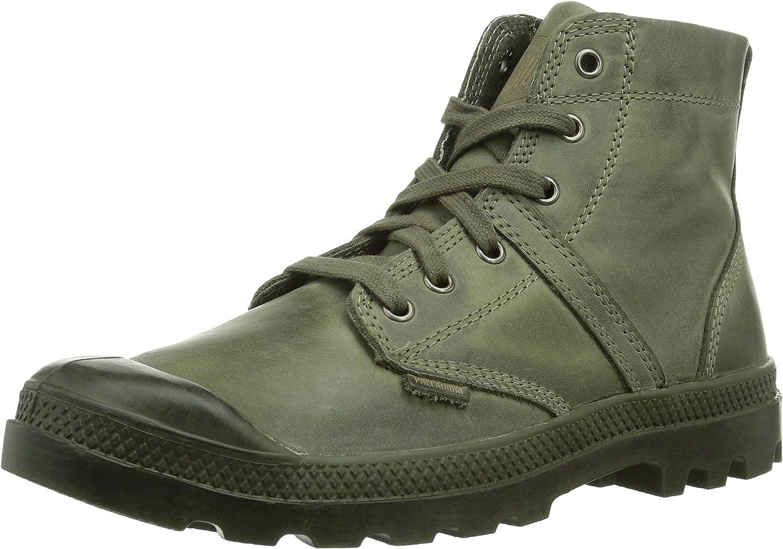 Palladium Men's Pallabrouse Leather 2 Snow Boot