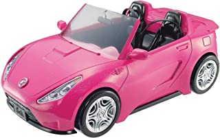 Barbie Glam Convertible Doll Vehicle DVX59