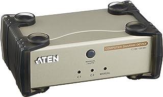 ATEN 2ポート USB PC共有器 CS-231