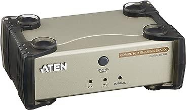ATEN 2-Port Computer Sharing Device (USB) CS231 (Silver)