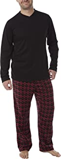 Men's Warm Winter Pyjama Set Fleece