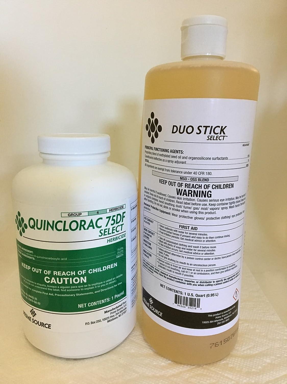 Super popular specialty store Quinclorac Tulsa Mall 75 Herbicide - 1 QT Drive Quinstar Pound Plus