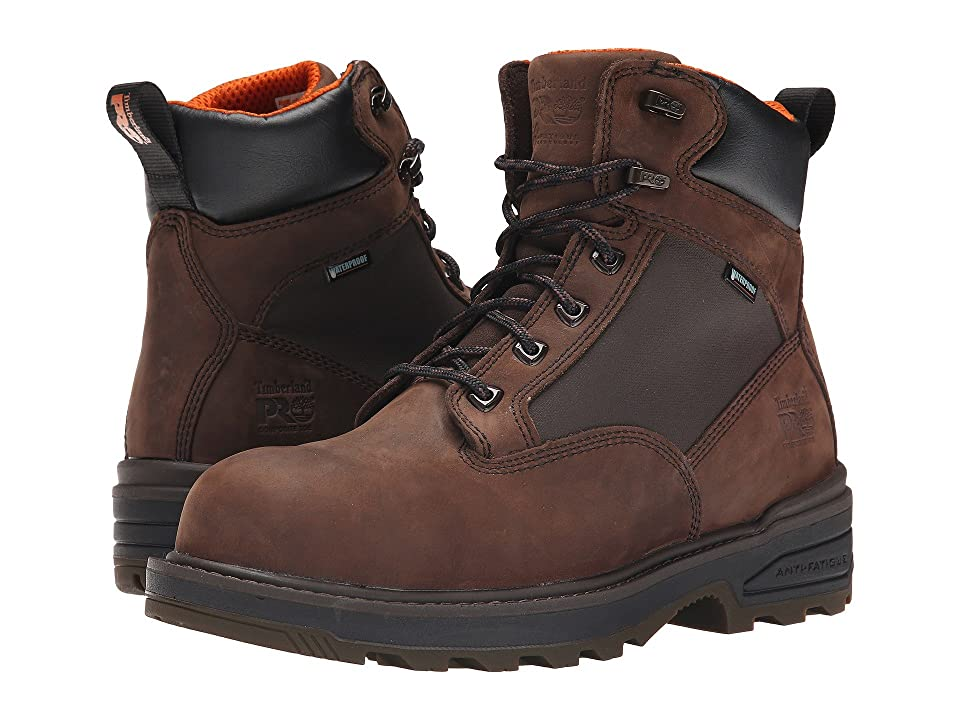Timberland PRO - Timberland PRO 6 Resistor Composite Safety Toe Waterproof Boot