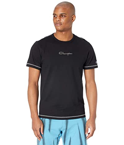Champion LIFE Heritage Short Sleeve T-Shirt Contrast Stitching