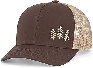 Low Key Caps | Trucker Snapback - Tree