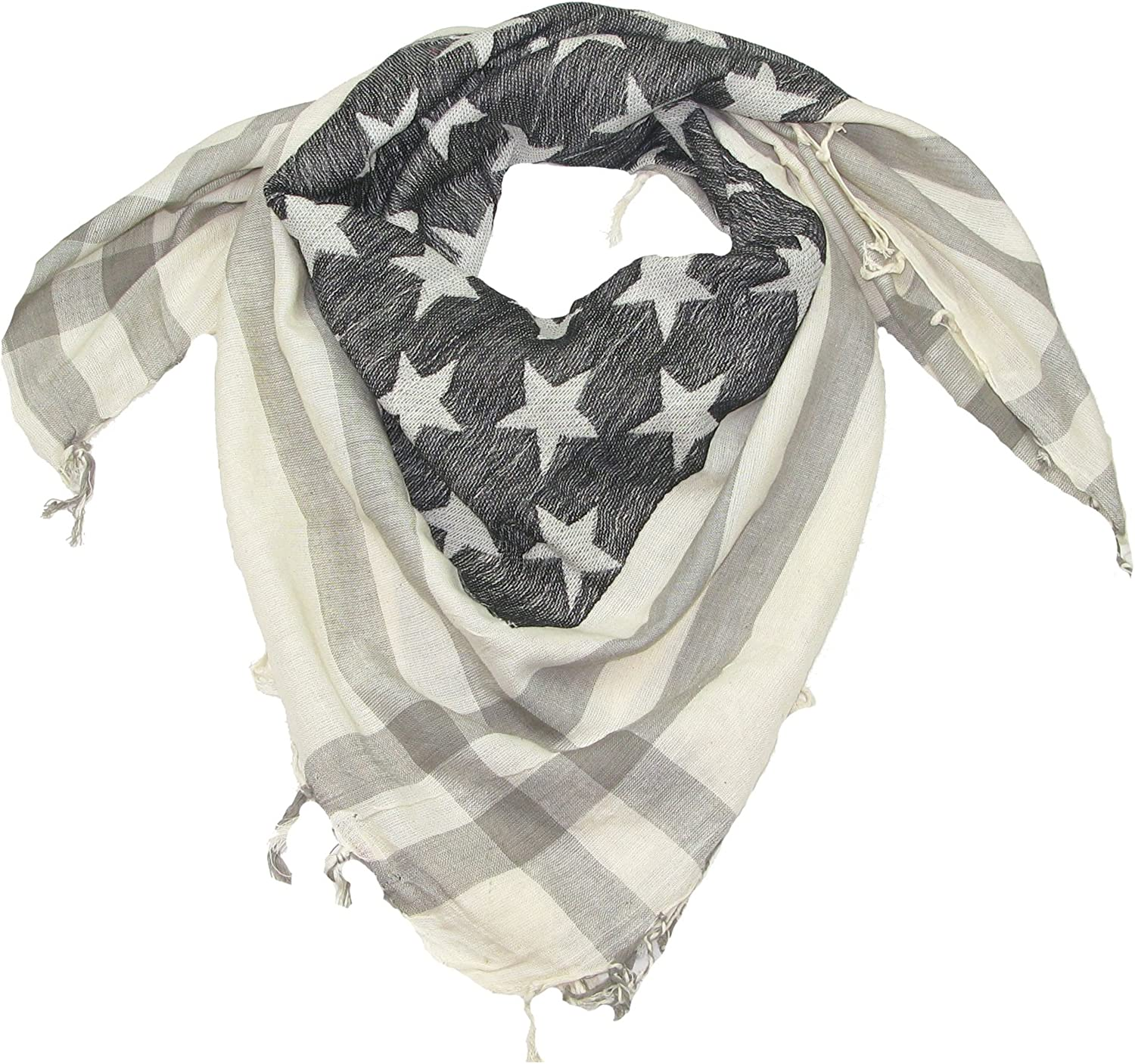 LOVARZI Shemagh Sale Cotton Arab Keffiyeh Military Excellent Tactical Scarf Hea