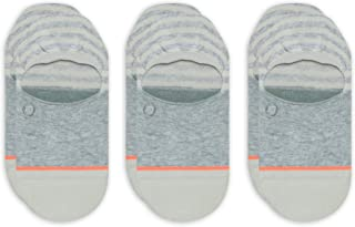 Stance Women's Sensible No Show Socks, 3 Pack