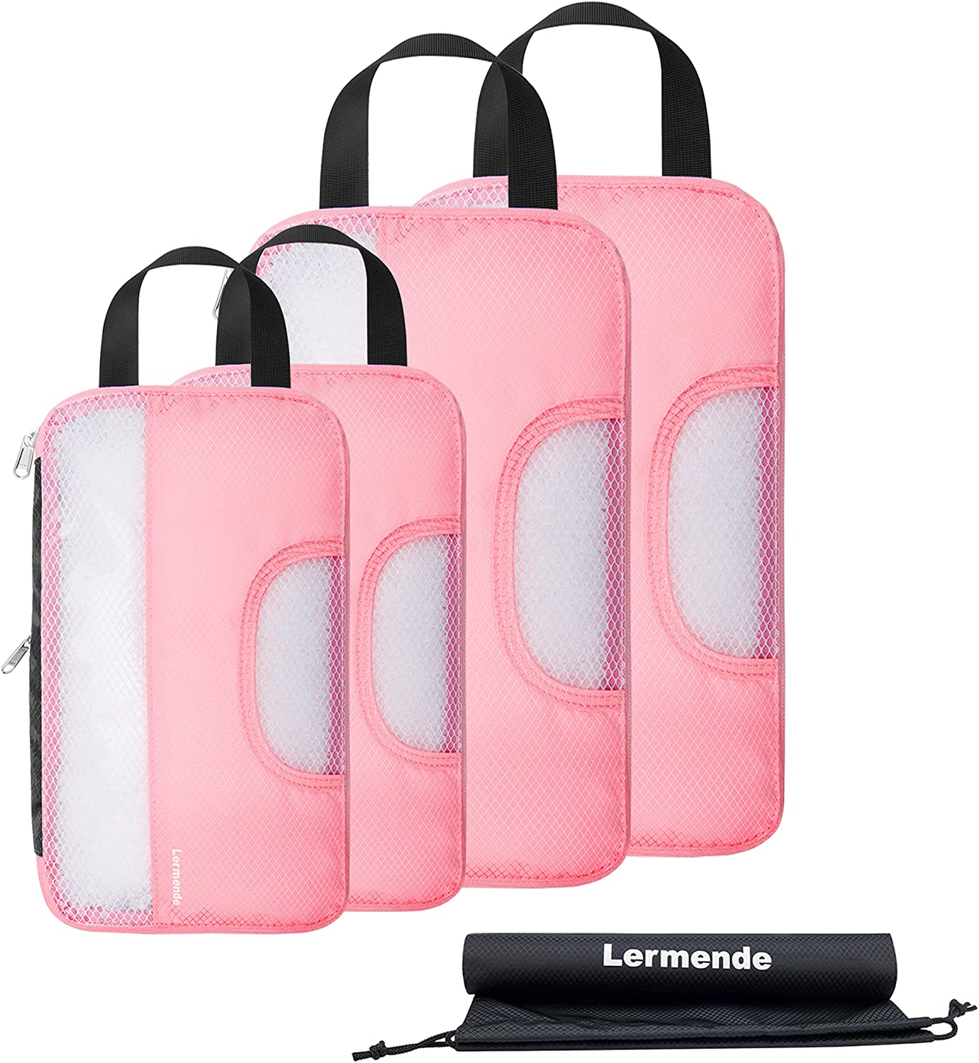 Miami Attention brand Mall Lermende Travel Compression Packing Var Extensible Cubes Storage