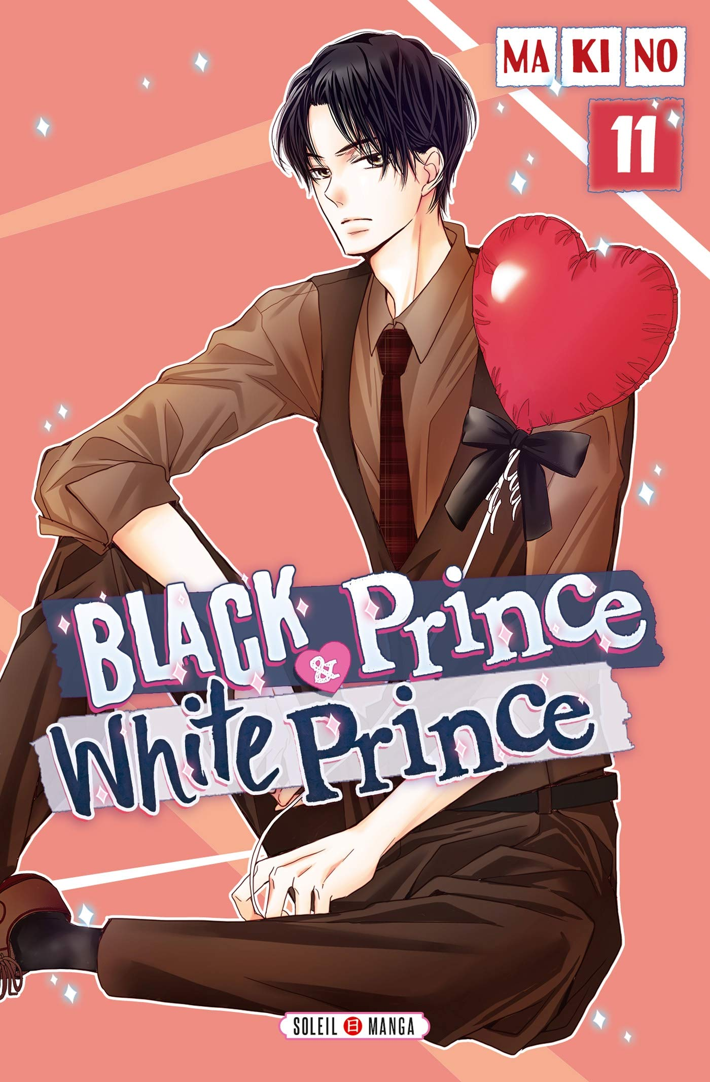 Black Prince & White Prince