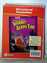 Daily Lecture and Discussion Notes (Glencoe, World History Journey Across Time)