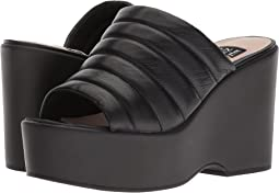 Nine West Millie 40th Anniversary Platform Slide Sandal