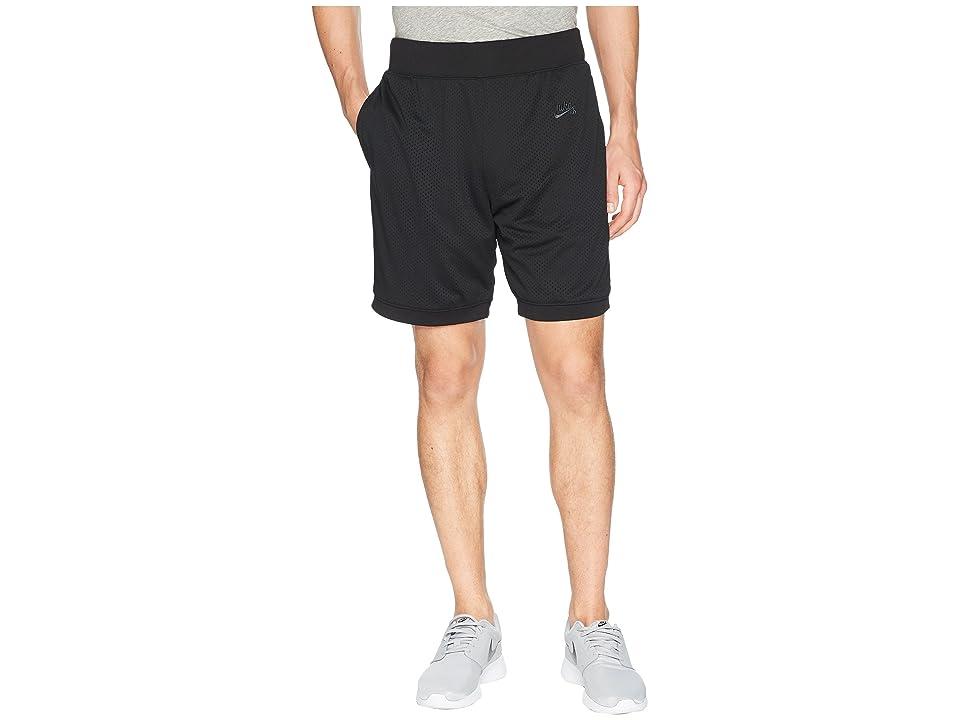 Nike SB SB Dry Shorts Court Heritage (Black/Black) Men