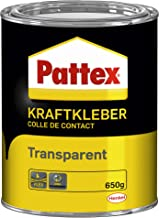 Pattex Zelfklevende lijm, transparant, extreem sterke lijm voor maximale sterkte, universele lijm voor universeel gebruik,...