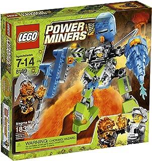 LEGO Power Miners Magma Mech (8189)
