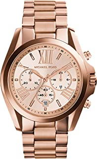 Women's Bradshaw Stainless Steel 43MM Chronograph Watch