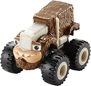 Fisher-Price Blaze And The Monster Machines Core Diecast, Brown/Black (Cgf20)