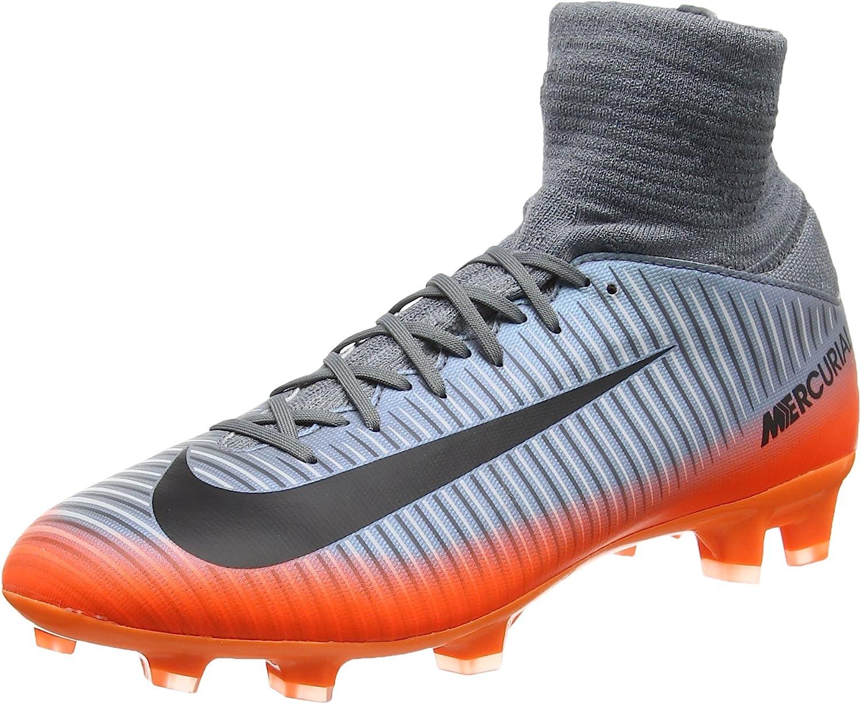 Seguid así difícil Preescolar  Nike Boys Mercurial Superfly V Cr7 Fg Football Boots: Amazon.co.uk: Shoes &  Bags