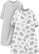 Simple Joys by Carter's Baby Microfleece and Cotton Sleepbags