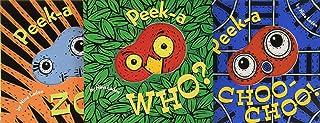 Peek-a Who? Boxed Set: (Children`s Animal Books, Board Books for Kids)