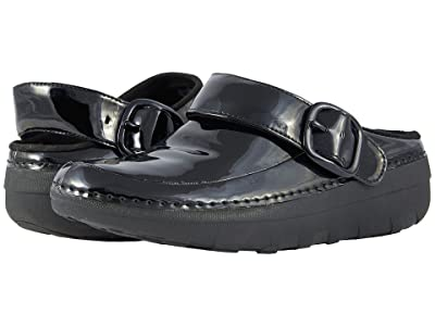 FitFlop Goghtm Pro Superlight (Black Patent) Women