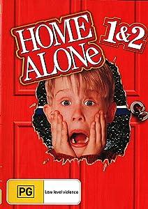 Home Alone 1 & 2 (DVD)