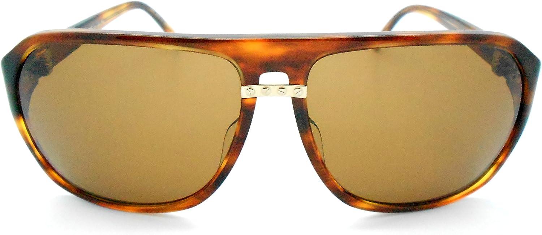 Blinde LOADED Brown Aviator Sunglasses