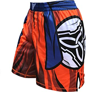 Level Up 9000- Kamesenryu Fight Shorts Youths & Mens