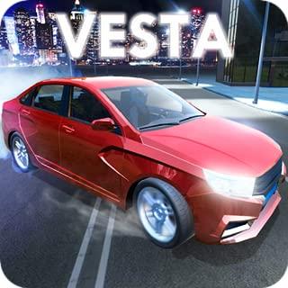 Car Driving VESTA
