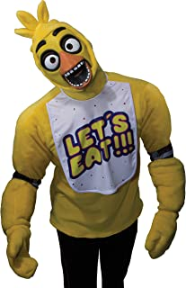 Costume Co. Men's Five Nights at Freddy's Chica Costume