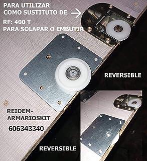 Amazon.es: herraje para puertas correderas