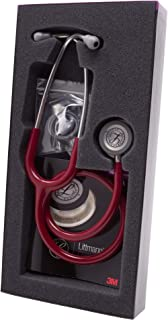 Classic III Stethoscope, for Children and Adult (5627 Burgundy Stainless)