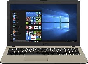 "ASUS Laptop X540YA-DB02, AMD Quad-Core Processor (up to 1.5GHz) with AMD Radeon R2 Graphics, 4GB DDR4 RAM, 500GB HDD, 15.6"" HD, Micro SD Card Reader, Windows 10"