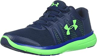 Under Armour Kids' Grade School Micro G Fuel Rn 2 Sneaker