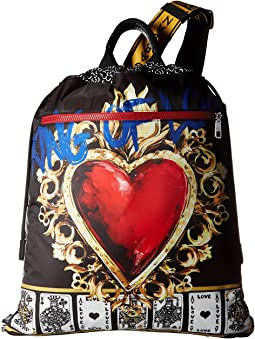 Dolce & Gabbana Sacred Heart Backpack/Tote