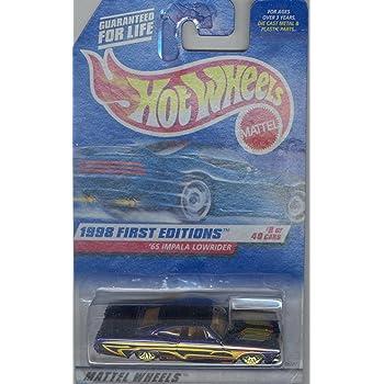 65 Chevy Impala Mattel SG/_B00OPE5N2W/_US 2014 Hot Wheels Hw Workshop