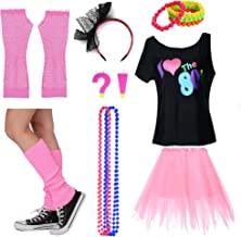 Best 80s theme dress up female Reviews