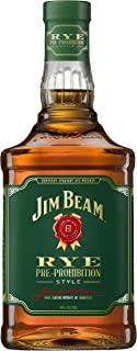 Jim Beam Rye Kentucky Straight Bourbon Whiskey (1 x 0.7l)