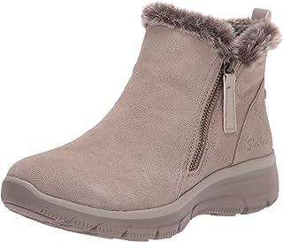 Skechers EASY GOING - HIGH ZIP womens Fashion Boot
