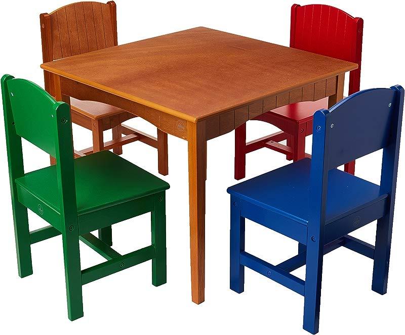 KidKraft Nantucket Table And 4 Chair Set