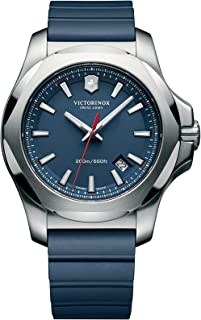 Victorinox Swiss Army INOX 241688.1 Mens Wristwatch Solid Case