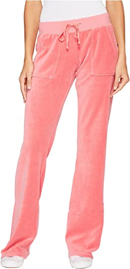 Del Rey Velour Pants